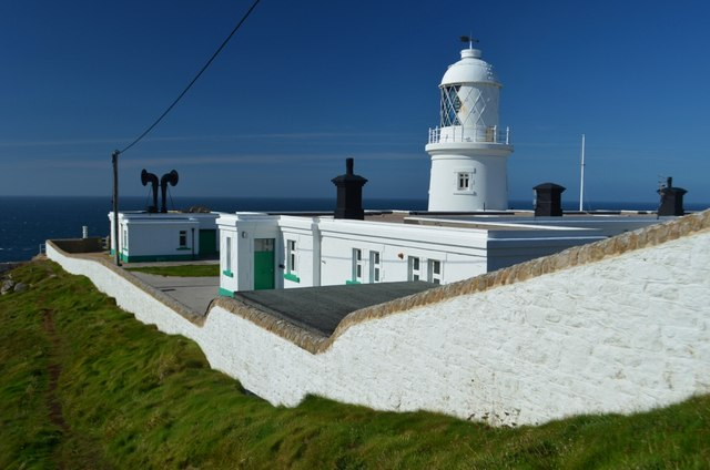 Lighthouse Pendeen Ashley Dace
