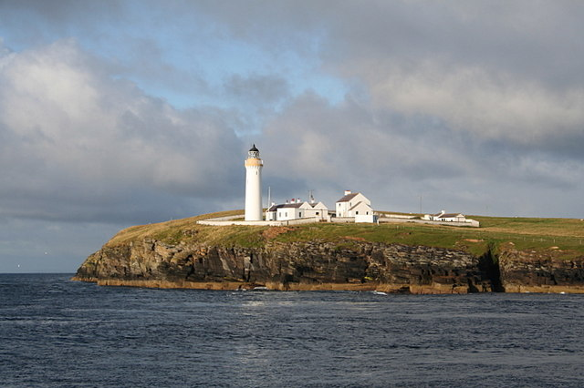 Cantick Head Lighthouse Photo Des Colhoun