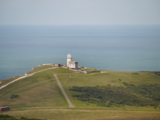 Lighthouse Belle Tout David Dixon RSZ