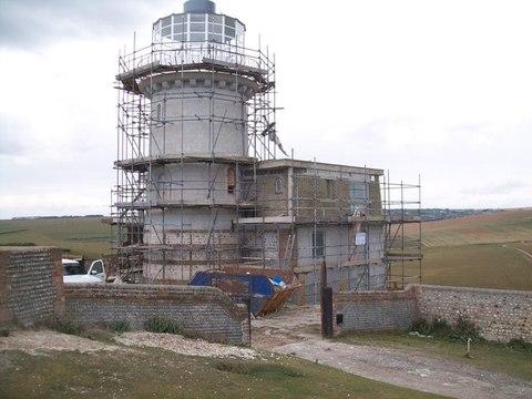 Lighthouse Belle Toute Raymond Knapman RSZ
