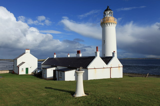 Lighthouse Cantick Head Calum McRoberts