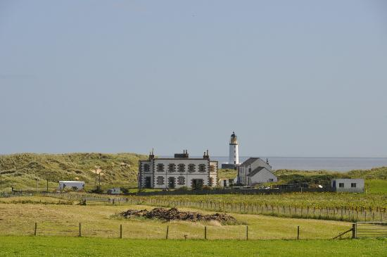 Rattray Head Assistant Lighthouse Keepers' Houses RSZ