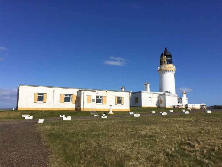 Noss head lighthouse buildings lighthouses for sale or rent a noss head bidwells2 sciox Image collections