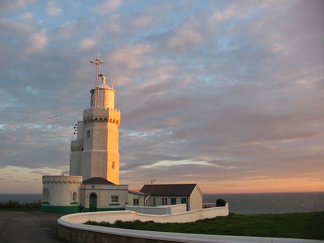 St Catherine's Lighthouse, Niton, Ventnor, Isle of Wight  Andrew McDonald