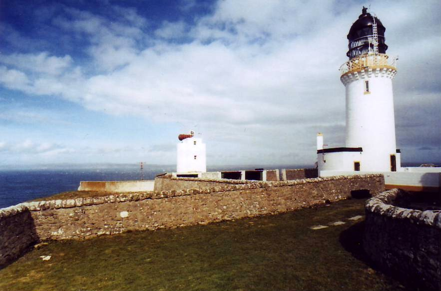 Dunnet Head Lighthouse Russ McLean 2007