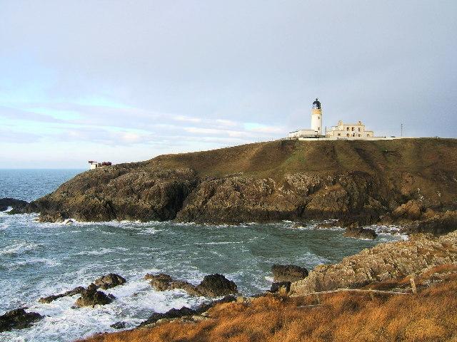Killantringan Lighthouse Colin McDonald