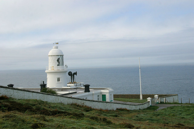 Lighthouse Pendeen Stuart Logan