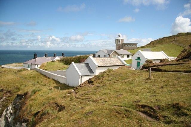 LHFS Bull Point Lighthouses Richard Croft