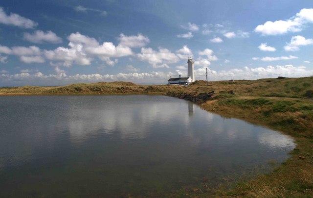 Lighthouse Dwelling Walney Steve Fareham