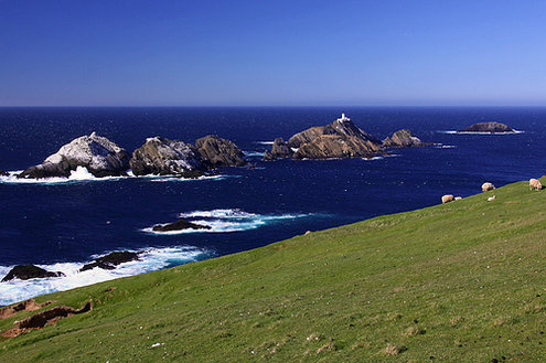 Muckle Flugga Lighthouse Martin Third 3