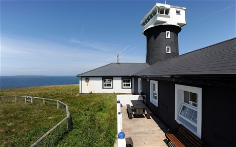 St Anns Head Lighthouse Tower