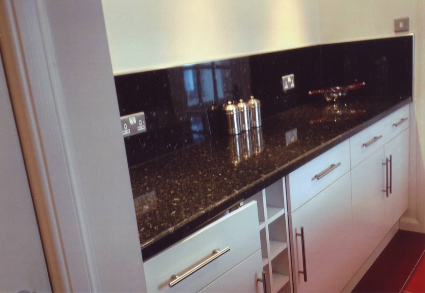 Strathy Lighthouse EngRm Flat Kitchen 1RSZ