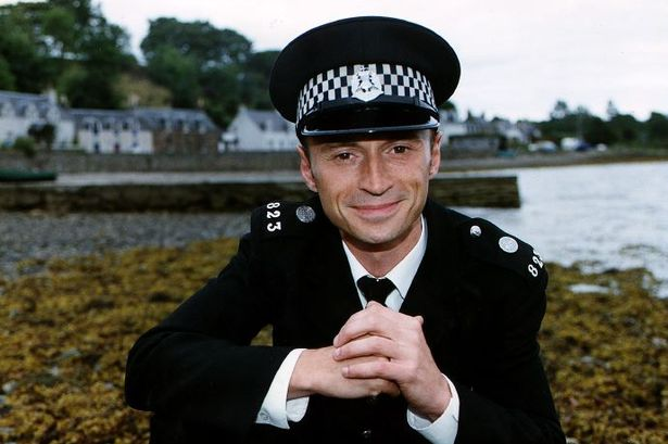 Hamish Macbeth Police Series Robert Carlyle - Plockton