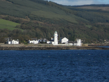 Toward Lighthouse Compound From The Sea