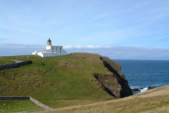 Stoer Point Lighthouse Photo