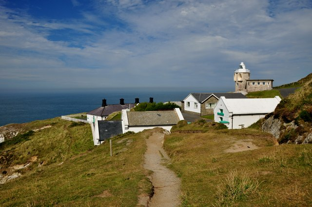 Bull Point Lighthouse Lewis Clarke LHFS