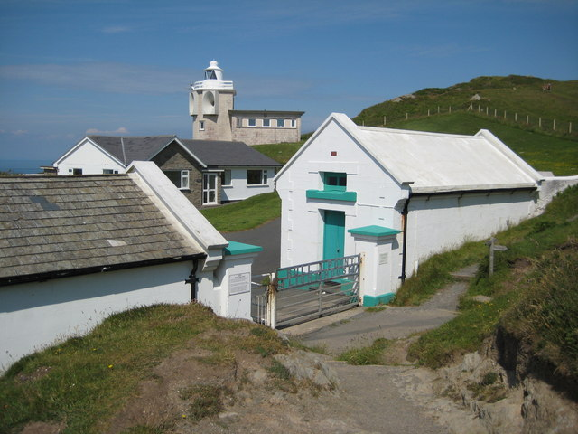 Bull Point Lighthouse Philip Halling LHFS