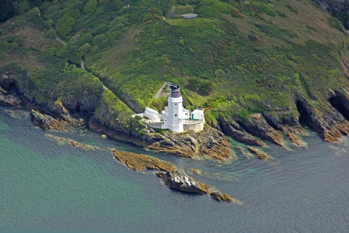 St. Anthony Lighthouse, St. Anthony, St Mawes 5 RSZ