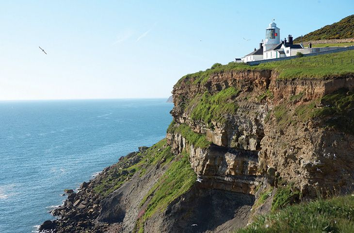 Whitby Lighthouse, Ling Hill, Whitby Yorkshire, YO22 4JY