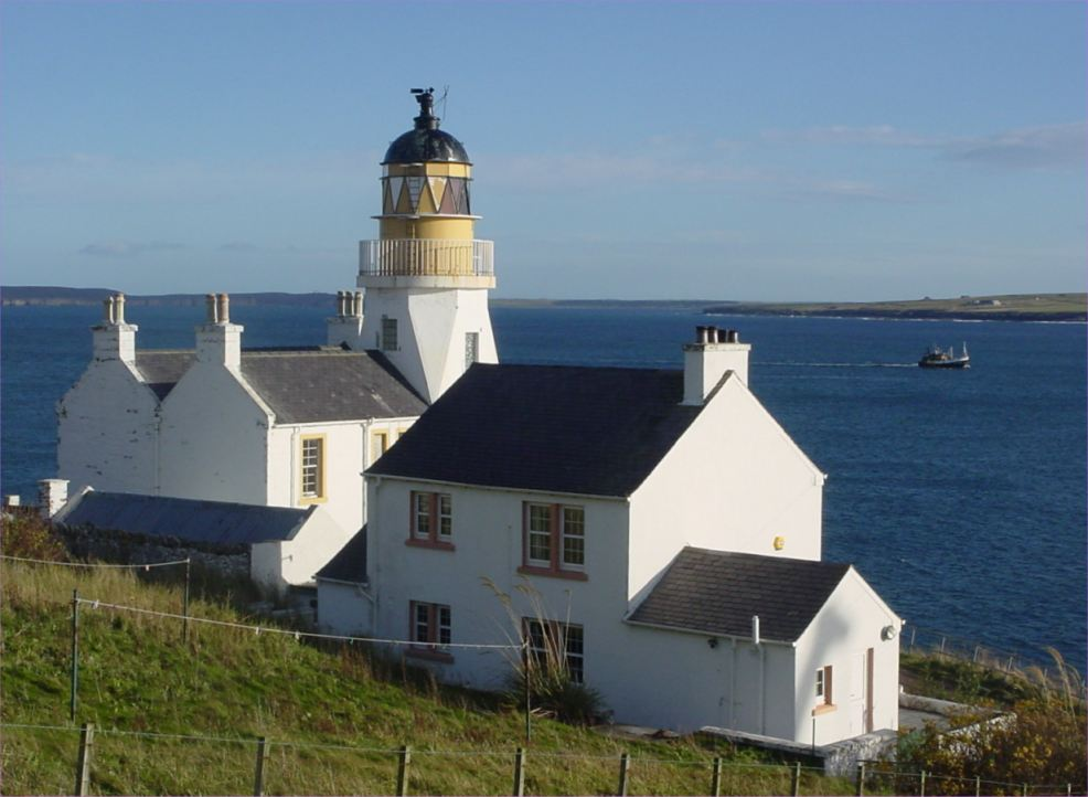 Keepers Cottage, Holborn Head Lighthouse, Scrabster, Thurso, Caithness, KW14 7UJ Bill Fernie