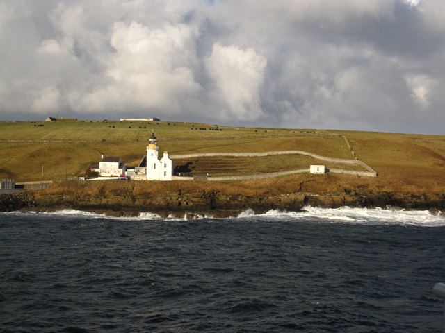 Keepers Cottage, Holborn Head Lighthouse, Scrabster, Thurso, Caithness, KW14 7UJ Derek Mayes