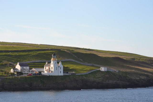 Keepers Cottage, Holborn Head Lighthouse, Scrabster, Thurso, Caithness, KW14 7UJ Terry Robinson