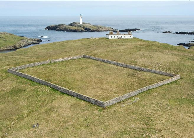 Isle of Grunay, Out Skerries, Shetland Lighthouse Buildings For Sale 7