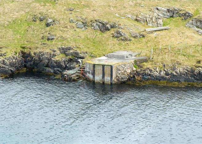 Isle of Grunay, Out Skerries, Shetland Lighthouse Buildings For Sale 8