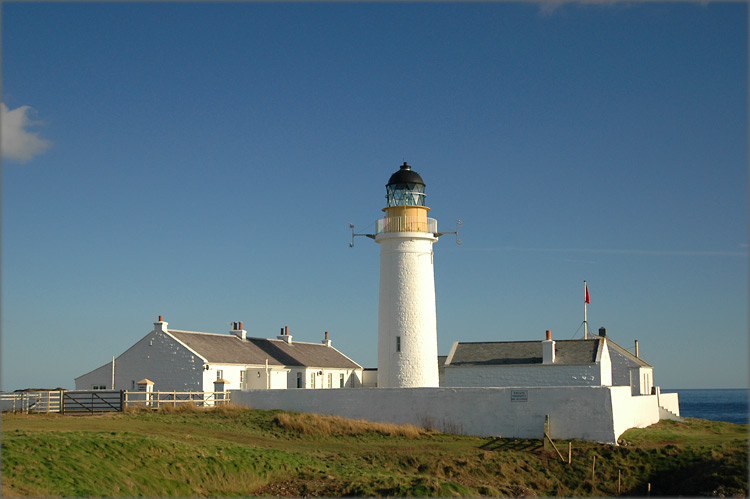 Langness Lighthouse Cottages 1