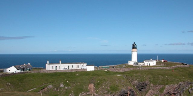 Cape Wrath Lighthouse Buildings - Website Durness Dot Org