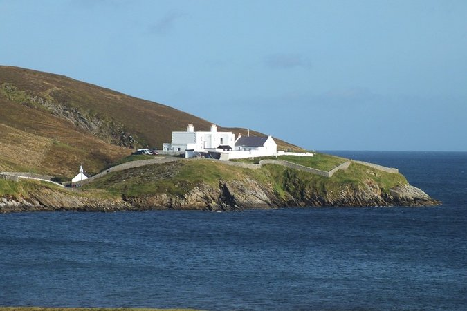 Flat 4, Muckle Flugga Shore Station, Burrafirth, Unst, Shetland, ZE2 9EQ - 3 Featured In Lighthouses For Sale or Rent Website