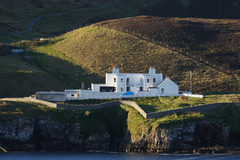 Flat 4, Muckle Flugga Shore Station, Burrafirth, Unst, Shetland, ZE2 9EQ - Photo By Mike Pennington As Featured In Lighthouses For Sale or Rent Website