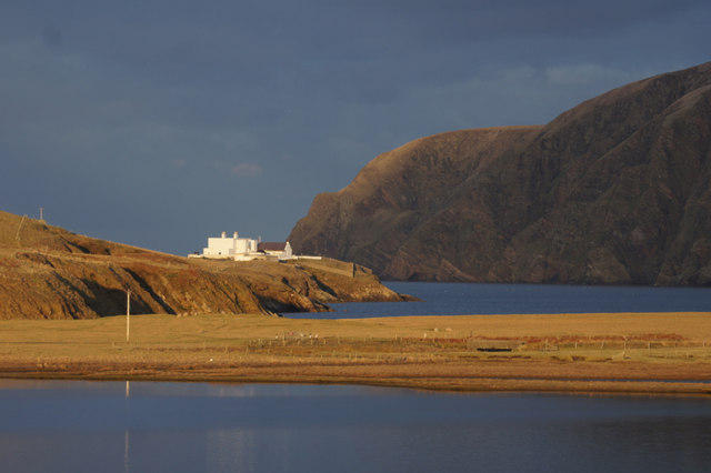 Flat 4, Muckle Flugga Shore Station, Burrafirth, Unst, ZE2 9EQ 8 By Mike Pennington