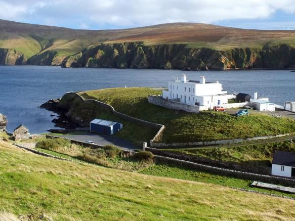 Flat 4, Muckle Flugga Shore Station, Burrafirth, Unst, ZE2 9EQ MAIN