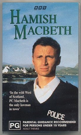 Hamish Macbeth BBC Video Box Cover