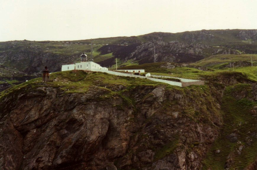 Mull of Kintyre Lighthouse Buildings - UPB