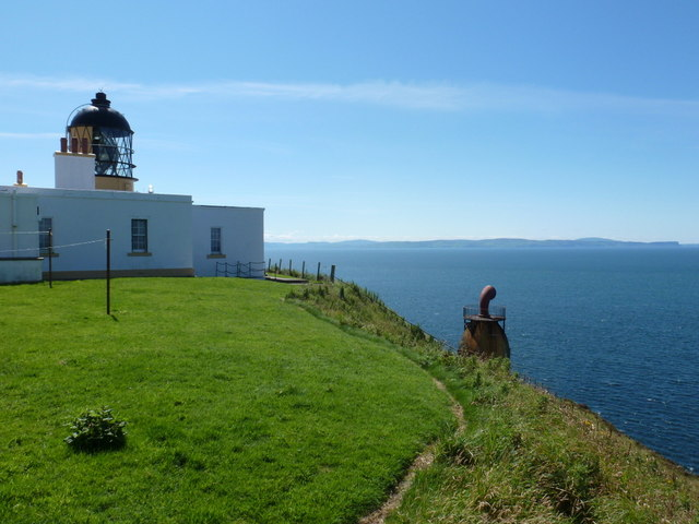 Mull of Kintyre Lighthouse Photo By Chris Downer 2