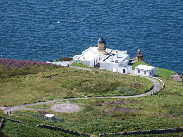 Mull of Kintyre Lighthouse Photo By Chris Downer