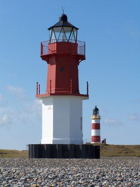 Winkie Lighthouse Tower, Point Of Ayre, Isle of Man Photographers Resources