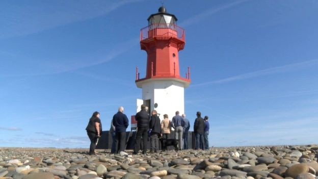 Winkie Lighthouse Tower, Point Of Ayre, Isle of Man - Sale Viewings