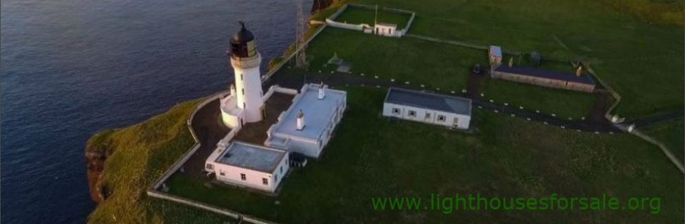 Little Ross Island Lighthouses Lighthouses For Sale Or Rent